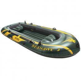 Barco Seahawk Para 3 Personas - Barca Hinchable