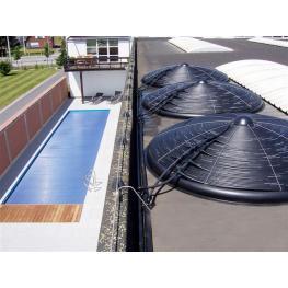 Climatización Con Disco Solar 32 M2 - Tutiendadecoracion