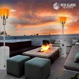 Estufa de Gas Exterior Eco Class Heaters Gh 12000W -Todo Piscinas