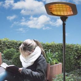 Estufa Exterior Con Pie Oh My Home - Todo En Piscinas y Jardín