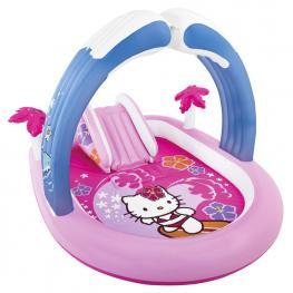 Play Center Hello Kitty - Castillo Hinchable