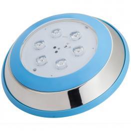 Foco Led 6W Luz Blanca Para Piscinas - Iluminación de Piscinas