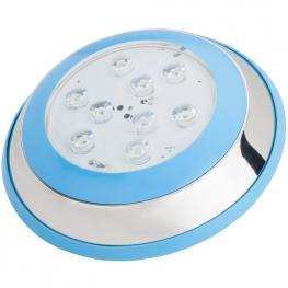 Foco Led 9W Luz Blanca Para Piscinas - Iluminación de Piscinas