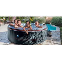 Spa Hinchable Montana 4 Plazas - Jacuzzi Hinchable
