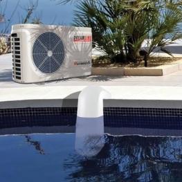 Toma y Salida de Agua Para Bomba de Calor - Poolex U-Connect