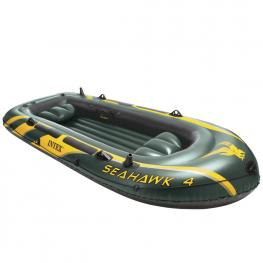 Barco Seahawk Para 4 Personas - Barca Hinchable