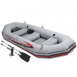 Zodiac Mariner Para 4 Personas - Barca Hinchable
