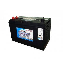 Bateria Deka Marine Dc31Dt 131Ah/c100 12V - Baterias Solares