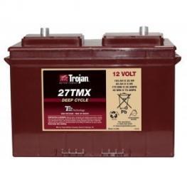 Bateria Monoblock Trojan Trojan 27Tmx 117A 12V - Baterias Agm