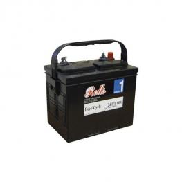Batería Solar Rolls 24Ht80 106Ah C100 A 12V - Todo En Solar