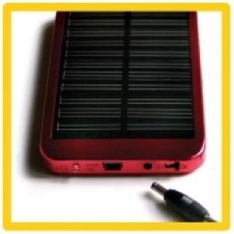 Cargador Solar 2