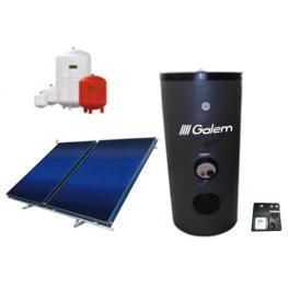 Sistema de Circulación Forzada Galem de 300L - Sistema Para Acs