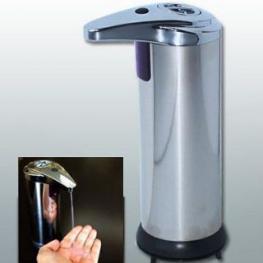 Dispensador de Jabón Con Sensor Automático