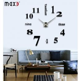 Reloj de Pared Decorativo - Todo En Decoración