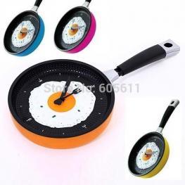 Reloj-Sartén Para Cocina - Todo En Decoración
